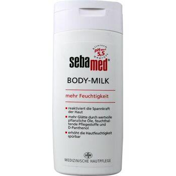 Sebamed Body Milk