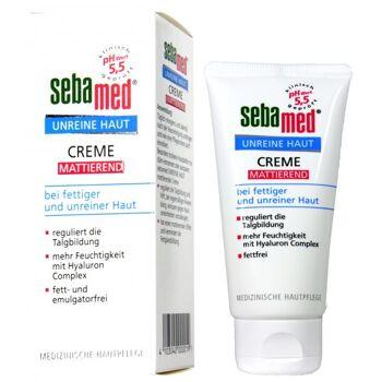 Sebamed Unreine Haut Mattierende Creme