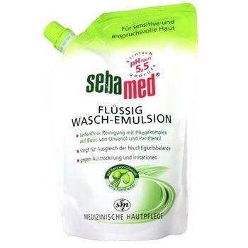 Sebamed Waschemulsion Olive Nachfüllpack