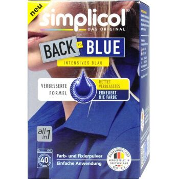 Simplicol Back to Blue 400 g