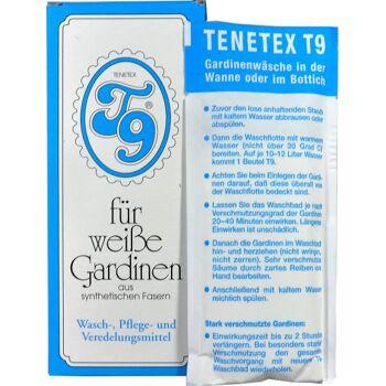 T 9-Pulver Gardinenwaschmittel