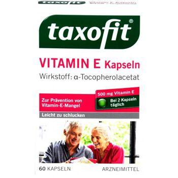 Taxofit Vitamin E