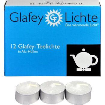 Teelichter Glafey Alu-Hülle
