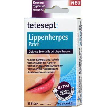 Tetesept Lippenherpes Patch