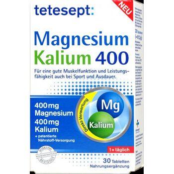 Tetesept Magnesium und Kalium 400