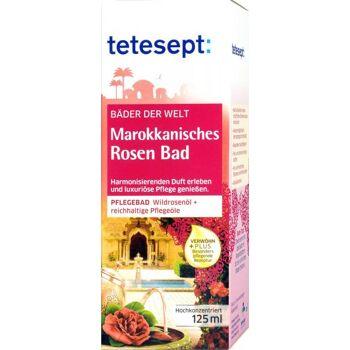 Tetesept Marokkanisches Rosenbad