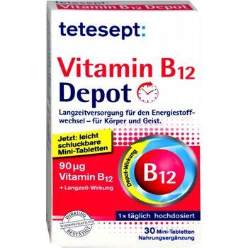 Tetesept Vitamin B12 Depot
