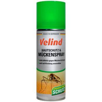 Velind Hautschutz und Mückenspray