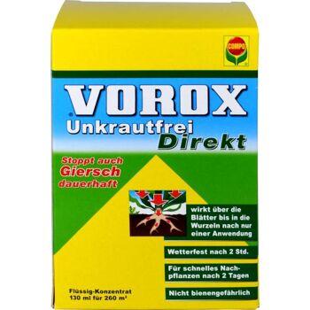 Vorox Flüssig Dosierflasche