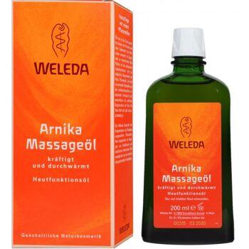 Weleda Massageöl M Arnika