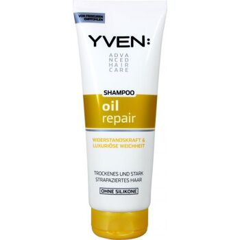 Yven Shampoo Oil Care