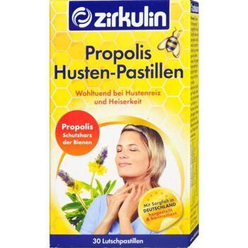 Zirkulin Husten-Pastillen Spitzwegrich
