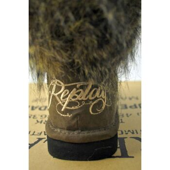 Replay Damen Schuhe Yeti Boots Winterstiefel Atla Damenschuhe 15091300