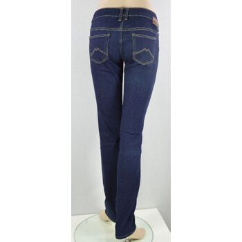 Mustang Gina Skinny Slim Fit Damen Stretch Jeans Hose Damenjeans 5-1224