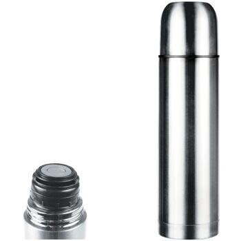 28-050044, Isolierkanne Edelstahl 1,0 Liter, Deckel als Trinkbecher verwendbar, Thermoskanne