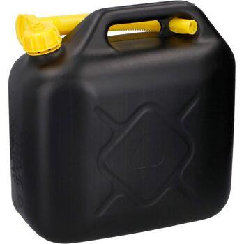 28-068770, DUNLOP Benzinkanister 10 Liter mit Einfüllstutzen