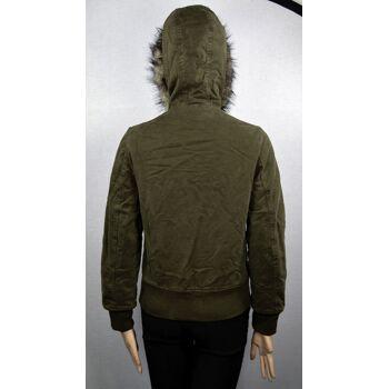 Indian Rose Eliana Damen Winter Jacke Herbstjacke Winter Damen Jacken 43101404