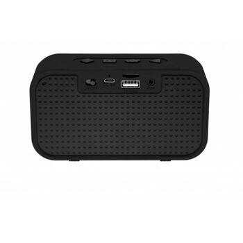 10-600120, Style-Lautsprecher & Radio-Bluetooth, für für viele MP3-/MP4-Player, Smartphones, Tablets, Notebooks, etc. geeignet
