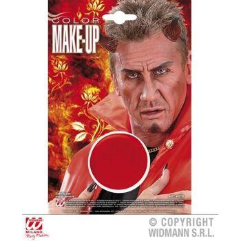 27-4057R, Make up Schminke rot in Dose