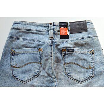 Lee Norma Slim Fit Damen Stretch Jeans Hose W27L33 Jeans Hosen 11041500