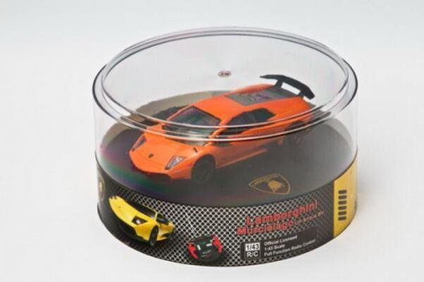 RC Lamborghini 1:43 orange, 1 Stück
