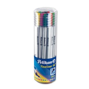 12-940635, Feinschreiber Pelikan Fineliner96