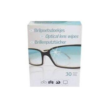 12-4001000, Brillenputztücher 30er Pack  SOPO, Brillenputztuch