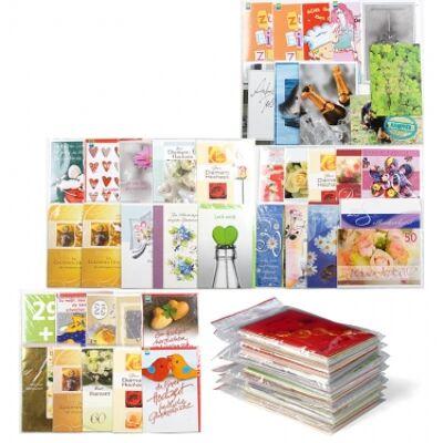 28-251022, Glückwunschkarten - SONDERPOSTEN; statt 2,50€, 3,50€, 2,10€ oder 1,90€, Geschenkkarten