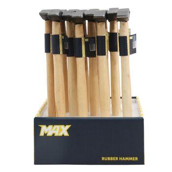 28-527693, Hammer, Schlosserhammer, Gewicht: 200 g, mit Holzstiel
