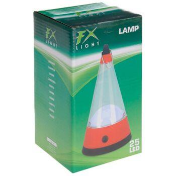 28-926284, Campinglampe mit 25 LEDs, 3 Funktionen, LED Licht,
