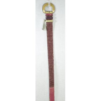 MEXX BAW159 Damen Gürtel Damengürtel XS 85 cm Gürtel 47111502