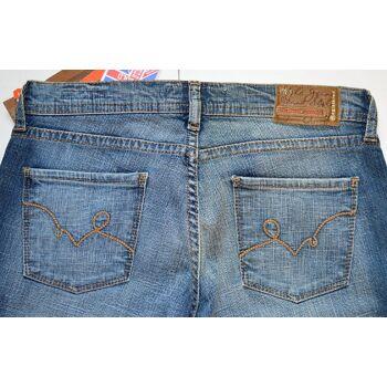 Colins Damen Stretch Jeans Hose W26L34 Jeans Hosen 41041404