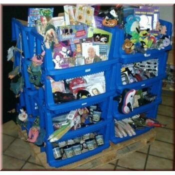 Aktionspalette Elektro, Textil, Deko, Geschenk, usw. ALLES NEUWARE++++
