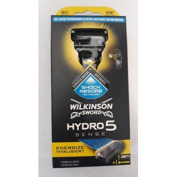 Wilkinson Hydro 5 Sense Energize Rasierer/Razor -Made in Germany-