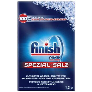 12-300004754, Calgonit Finish Spezialsalz 1,2kg  Spülmaschinensalz