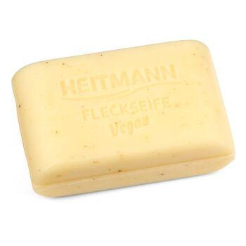 28-547210, Heitmann Seifenkraut Fleckseife, Inhalt: 100 gr, Alternative zur Gallseife, vegan