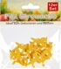 28-210003, Filz Streudeko 12er Pack, für die Tischdekoration an Ostern, ideal zum Dekorieren und Basteln