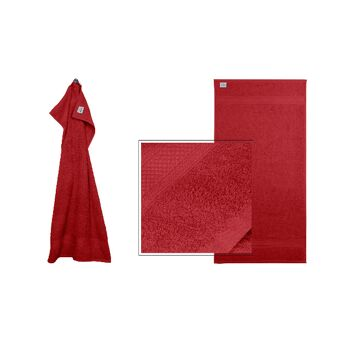 +++Posten+++ Frottee Waschhandschuhe in 9 Farben oder Handtücher in 2 Farben oder Duschtücher in ecru