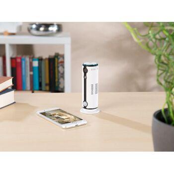 VisorTech IPC-840.hd GSM-IP-Überwachungskamera, SIM Slot, WLAN & 3G, HD, Nachtsicht, Bewegungsmelder Sim-Karten-Kamera