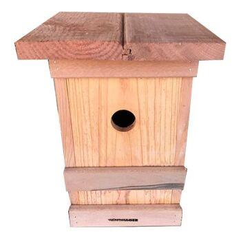 12-11521020, Nistkasten  Holz   Early Bird
