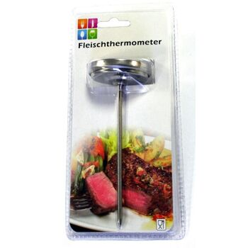12-90431, Grillthermometer, Bratenthermometer Exclusiv  Fleischthermometer