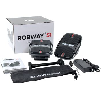 E-Balance Robway S1 2in1 Hovershoes & Hoverboard 3,5 Zoll