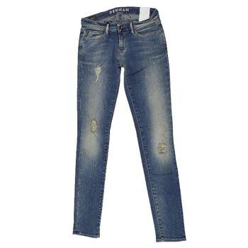 Denham Point RD Carrot Fit Damen Jeans Hosen 3-023