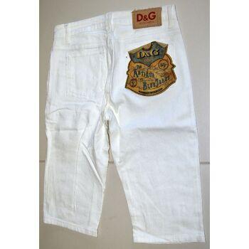 D&G Dolce & Gabbana Damen Jeans kurzhose Short (W28) Shorts 41111700