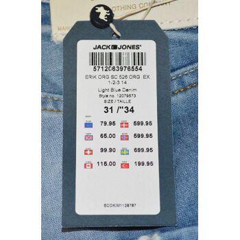 Jack & Jones Erik Org SC526 Anti Fit 7/8 Jeans Hosen 1-1181