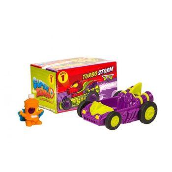 SuperZings 1 Supercar, 12 Stück