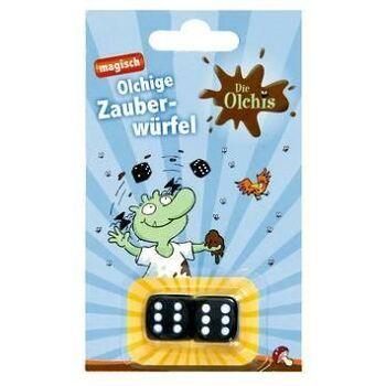 12-14311, Olchi Zauberwürfel 2er Pack, PAZ 3,95