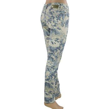 Mustang Jasmin Slim Leg Damen Jeans Hosen Slim Fit Medium Rise 3-1418