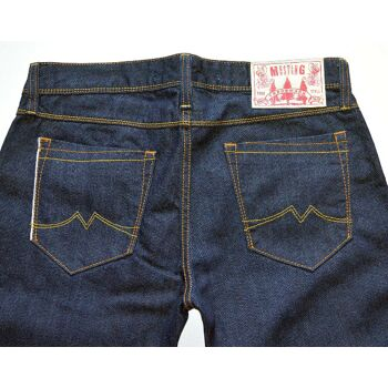 Mustang Michigan Regular Fit Jeans Hosen 23071420