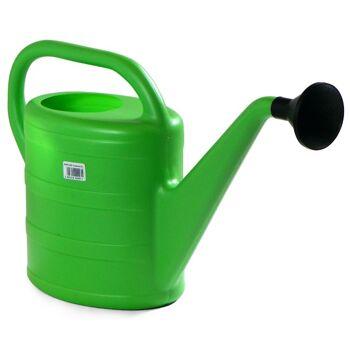 28-303297, Gießkanne Kunststoff, 5 Liter Blumenkanne, Wasserkanne, Giesskanne